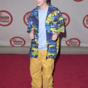 Frankie Muniz at Nickelodeon Kids' Choice Awards, 2000