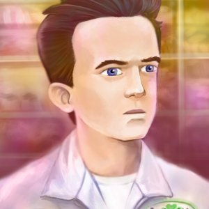 Frankie Muniz as Malcolm by ~C0y0te7 (Patrick Zédouard)