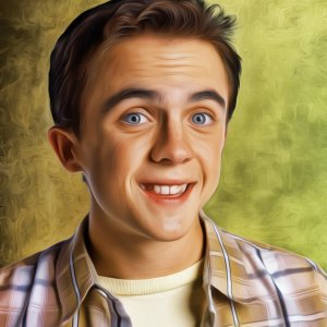 Frankie Muniz as Malcolm by nerdboy69 (Roy Pyper)
