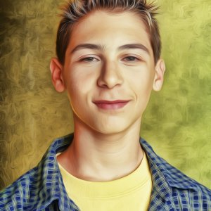Justin Berfield as Reese by nerdboy69 (Roy Pyper)