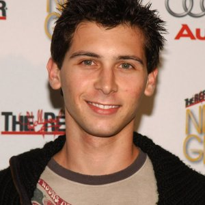Justin Berfield at The Hollywood Reporter's Next Generation Class of 2005