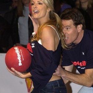 Bryan Cranston at Dodgeball: The Celebrity Tournament