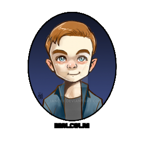 """Malcolm in the Middle"" by ianc0x"