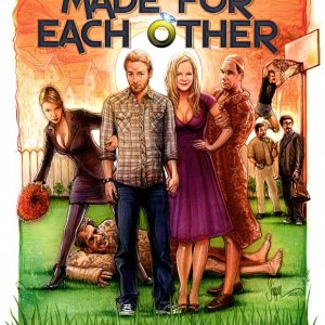 Chris Masterson - Made for Each Other - Poster