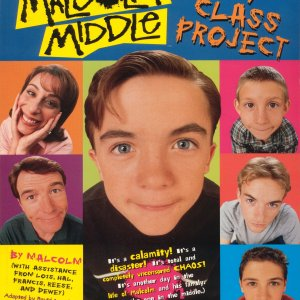 'My Class Project' book cover