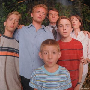 Music from Malcolm in the Middle - Soundtrack - CD - Booklet Front Image 2