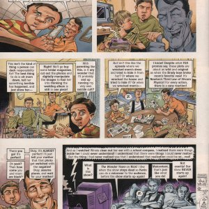 Malcolm in the Middle Cartoon - MAD Magazine Page 4