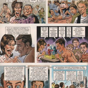 Malcolm in the Middle Cartoon - MAD Magazine Page 6