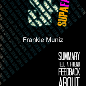 Frankie Muniz - SupaFan iPhone App
