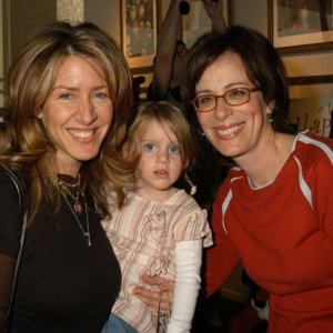 Jane Kaczmarek and Joely Fisher Launch A World Of Happiness CD