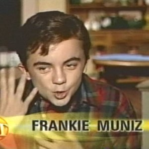 Frankie on Entertainment Tonight, early 2000