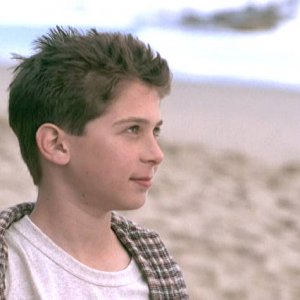 Justin Berfield in 'The Kid With X-ray Eyes' (1999)