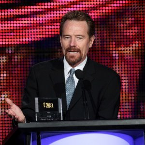 Bryan Cranston Wins TCA Awards for 'Breaking Bad'