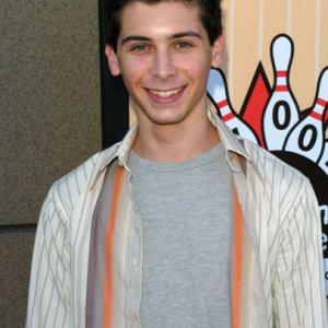 Justin Berfield at 100th Episode Bowling Party