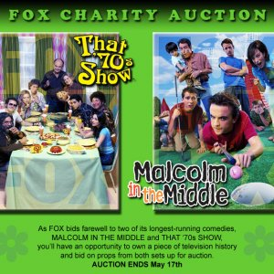 Fox Charity Auction Promo, 2006