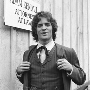 Linwood Boomer in 'Little House on the Prairie' TV-series