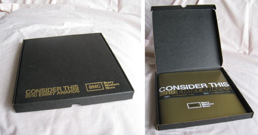 AMC's 2010 Emmy Campaign Pack for Breaking Bad