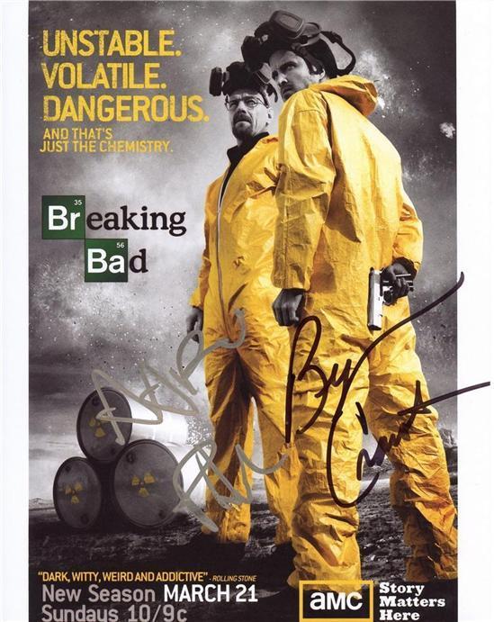 Bryan Cranston - Breaking Bad - Season 3 - Promo