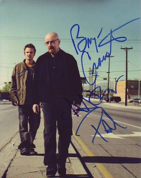 Bryan Cranston - Breaking Bad - Season 3 - Promo