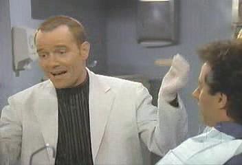 Bryan Cranston in 'Seinfeld' (1997) - Malcolm in the ...