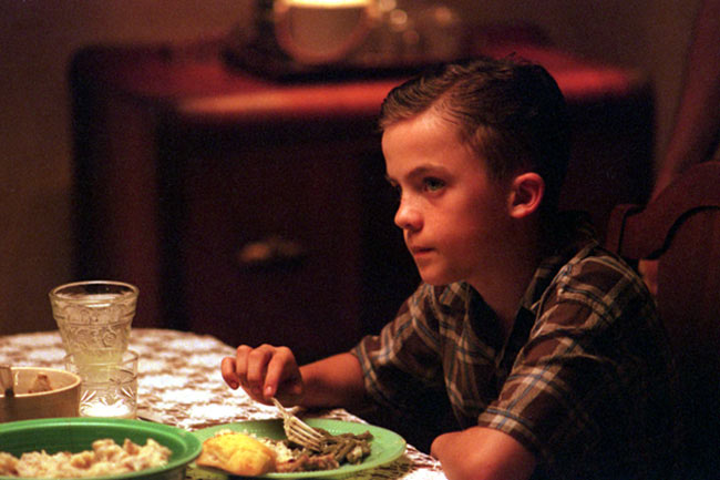 Frankie Muniz in 'My Dog Skip' (2000)