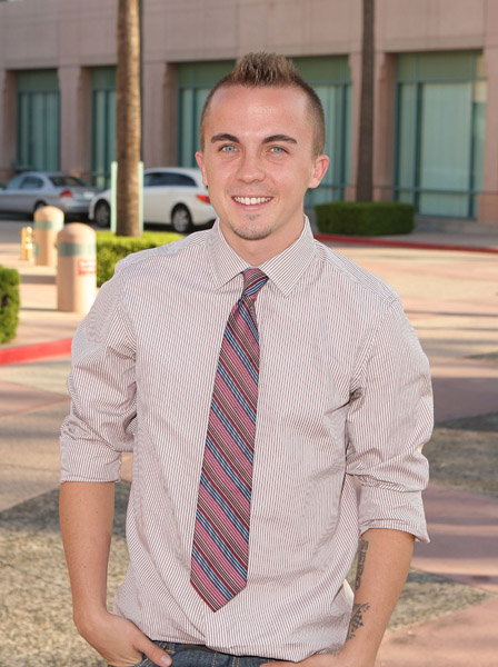 Frankie Muniz at Father's Day Salute To TV Dads