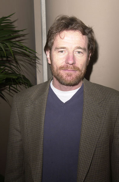 Bryan Cranston at 2001 Press Conference - Malcolm in the ...