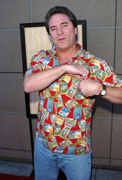 Linwood Boomer at 100th Episode Bowling Party 2004