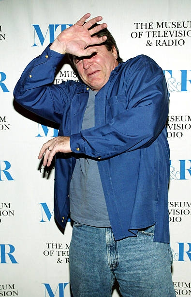 Linwood Boomer at 100th Episode Celebration