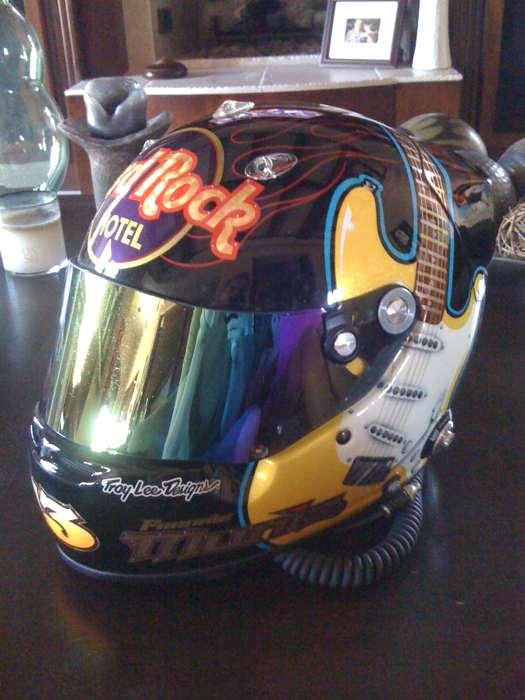 Hard Rock Hotel Helmet