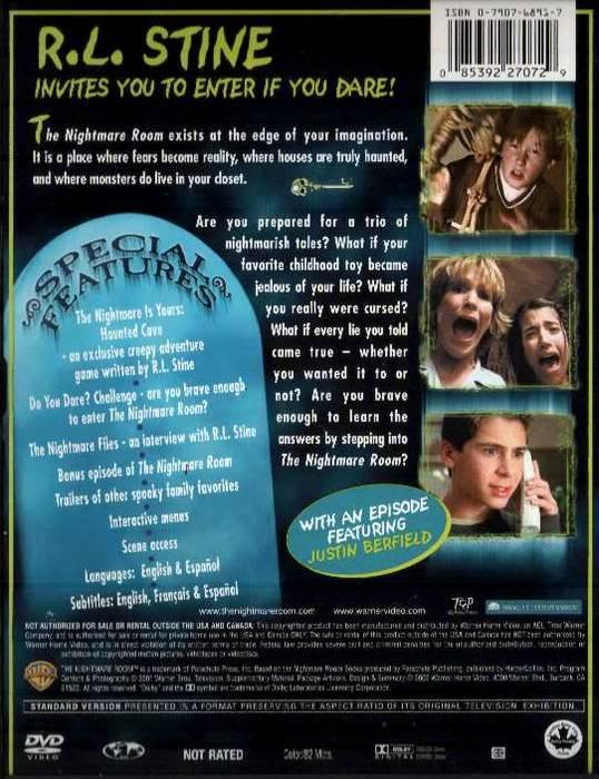 Justin Berfield in \'The Nightmare Room - Tangled Web\' (2001 ...