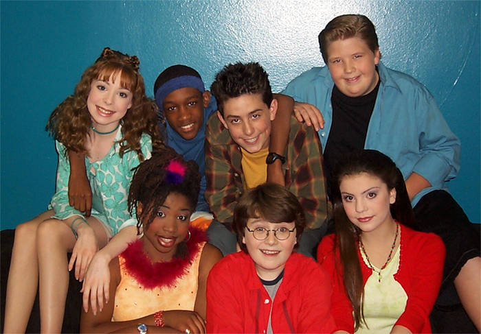 Behind the scenes with the 'All That' cast