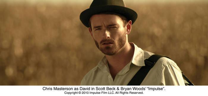 Chris Masterson as David in Scott Beck & Bryan Woods' 'Impulse'