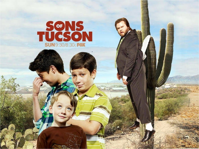Sons of Tucson Season 1 Promotional Image