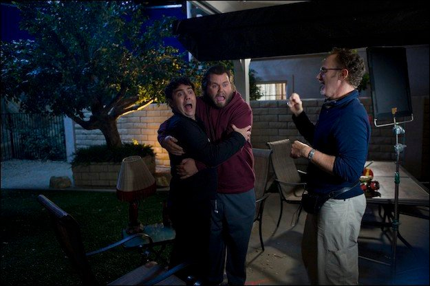 Todd Holland - Behind the Scenes - Sons of Tucson - 1x02