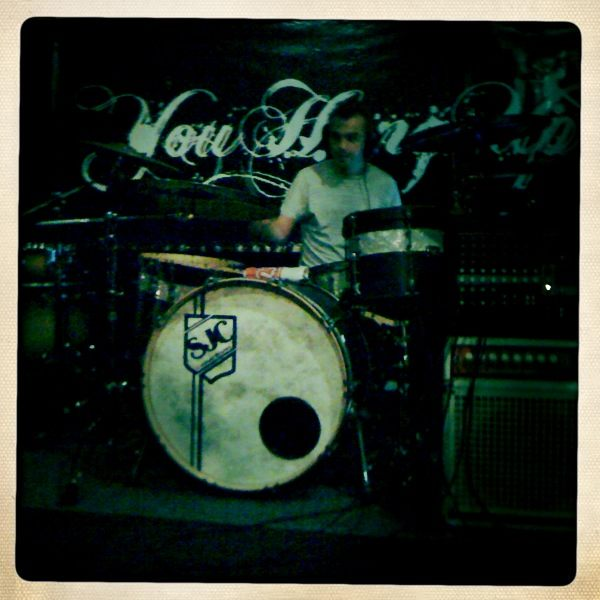 Frankie Muniz at You Hang Up practice session, 24 July 2010
