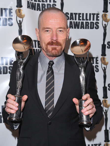 Bryan Cranston - 14th Annual Satellite Awards
