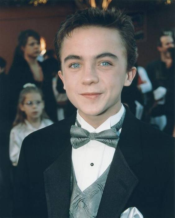 Frankie Muniz at Hollywood Reporter YoungStar Awards, 2000