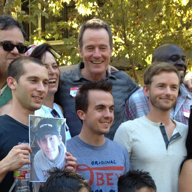 Malcolm in the Middle Cast Reunion, September 15, 2012 ... |Malcolm In The Middle Reunion Dewey