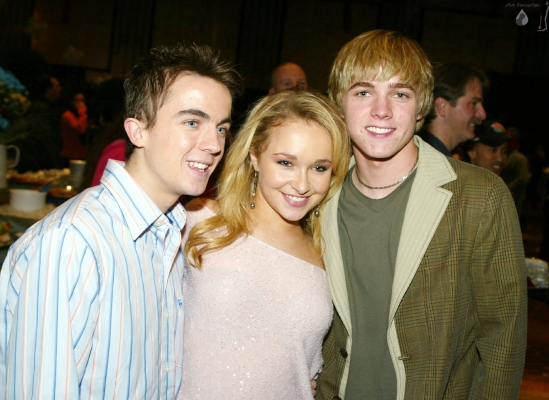 Frankie Muniz, Hayden Panettiere, Jesse McCartney