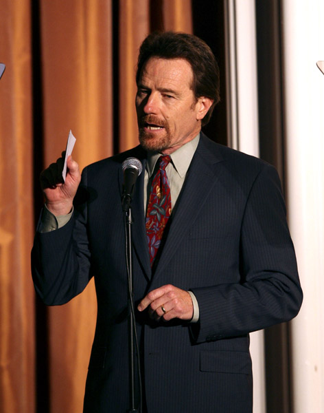 Bryan Cranston at the 11th Annual PRISM Awards