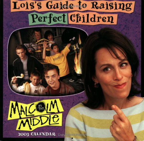 Malcolm in the Middle 2003 calendar