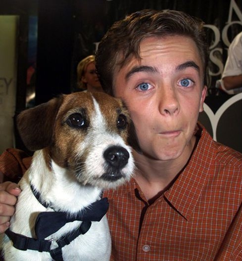 Frankie Muniz at unknown 'My Dog Skip' Premiere