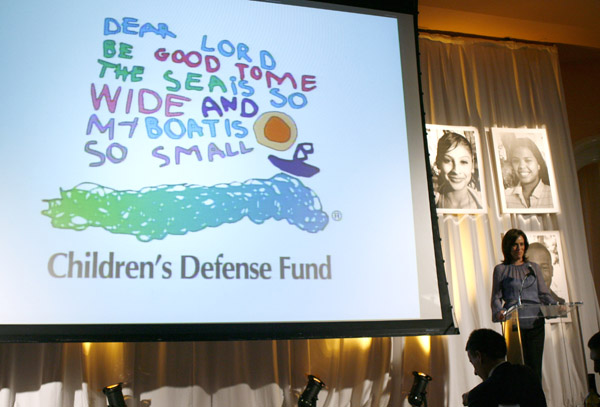 Children's Defense Fund 16th Annual Beat the Odds Awards