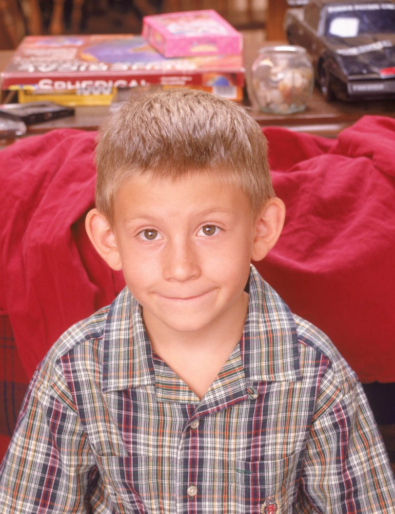 Erik Per Sullivan - Malcolm in the Middle VC - Gallery Photos