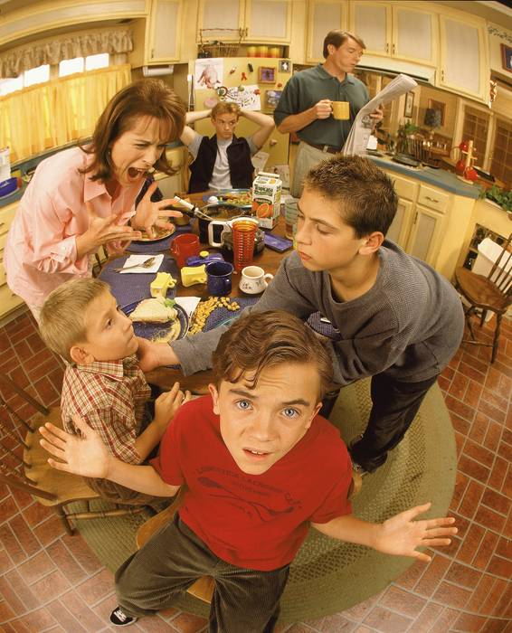 Malcolm in the Middle Season 1 promo image