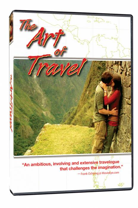 Chris Masterson - The Art of Travel - DVD