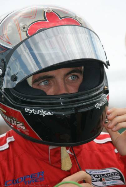 Frankie Muniz (Malcolm) Racing - Click For More
