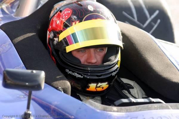Frankie Muniz Racing Las Vegas 2007