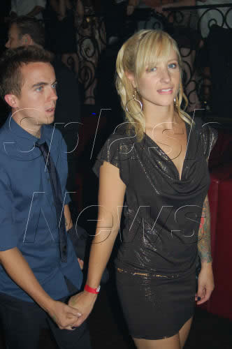 Frankie Muniz & Girl - The Palms in Las Vegas